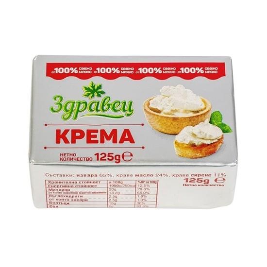 ЗДРАВЕЦ КРЕМА СИРЕНЕ 125ГР