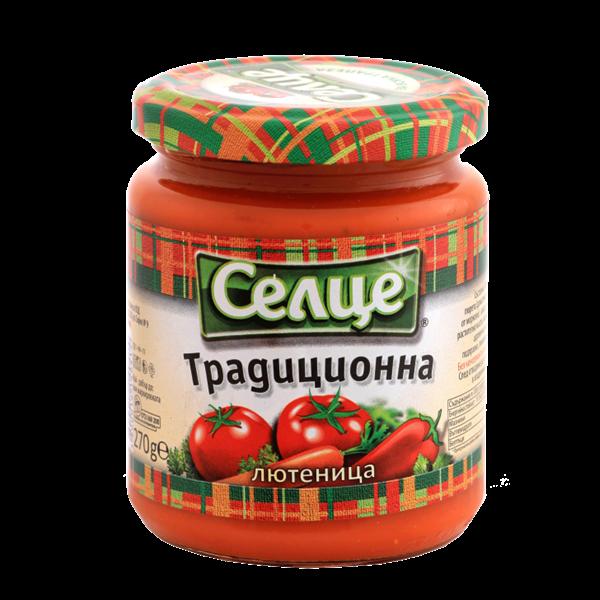 СЕЛЦЕ ЛЮТЕНИЦА 270Г ТРАДИЦИОННА