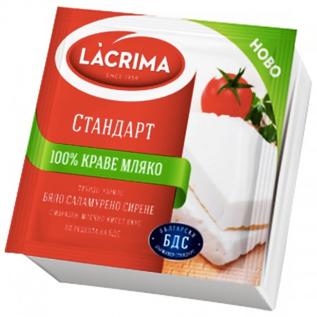 ЛАКРИМА КРАВЕ СИРЕНЕ 350Г БДС ВАКУУМ