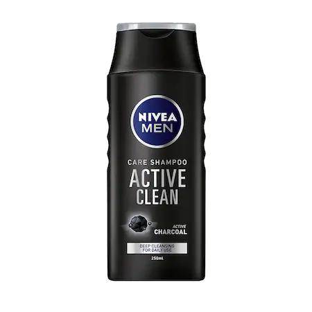 НИВЕА ШАМПОАН ЗА КОСА 250МЛ МЕН ACTIVE CLEAN 82750