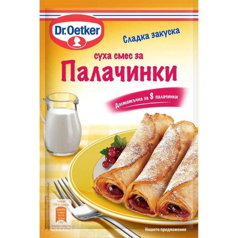 ДР ЙОТКЕР СУХА СМЕС ПАЛАЧИНКИ 190Г
