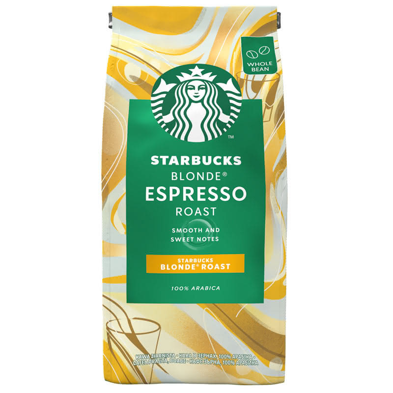 Старбъкс Кафе Зърна Еспресо Роуст Блонд 200г