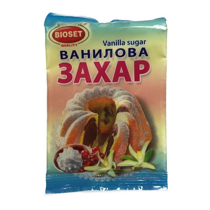 БИОСЕТ ЗАХАР ВАНИЛОВА ПЛИК 10Г 8572
