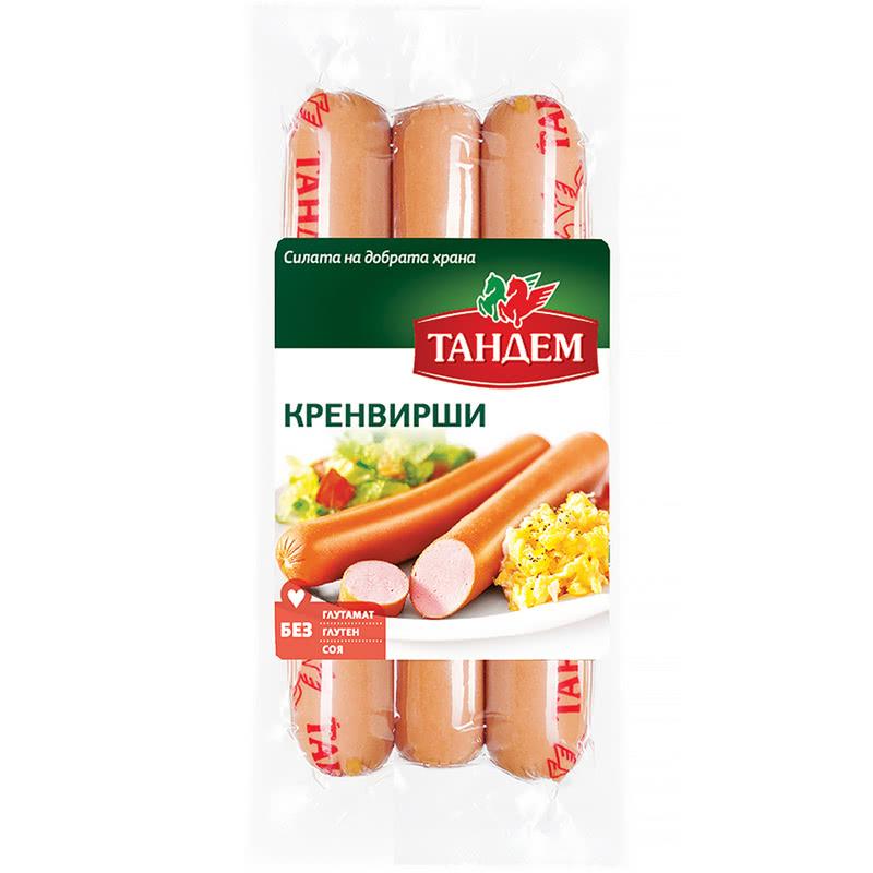 ТАНДЕМ КРЕНВИРШИ 250Г ВАКУУМ