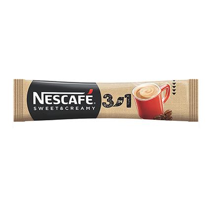 Нескафе Кафе Доза 3В1 Класик С Каймак 17.5г