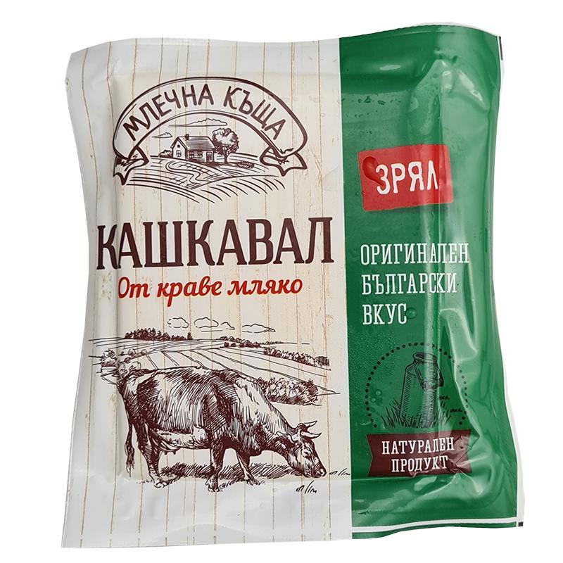 Хаджийски Млечна Къща Краве Кашкавал 400г