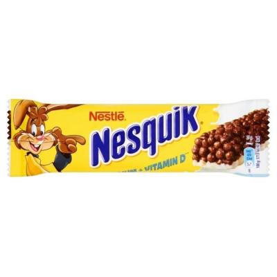 Нестле Зърнен десерт Нескуик 25г