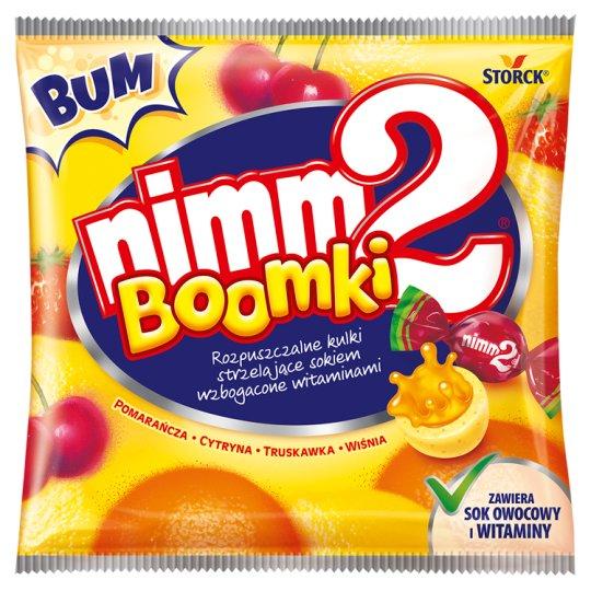 ЩОРК БОНБОНИ 90Г НИММ 2 СОФТ ПЛОДОВИ МИКС