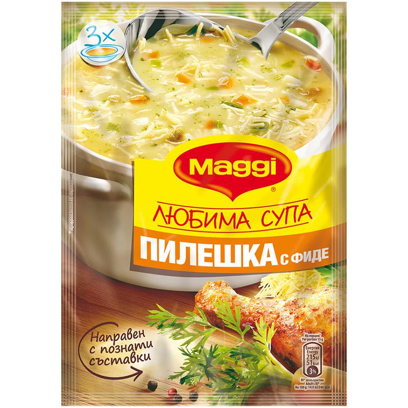МАГИ СУПА 50Г ПИЛЕШКА
