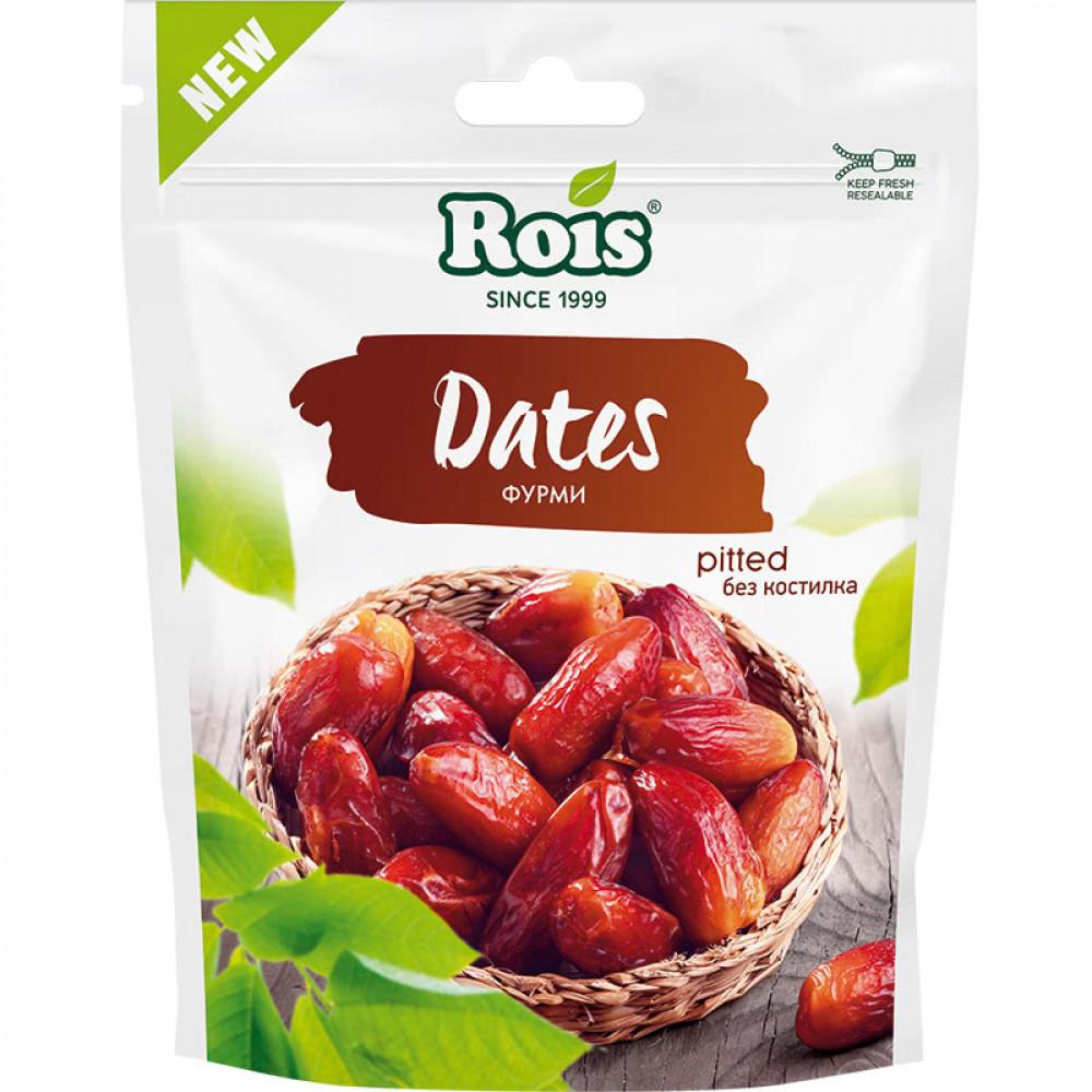 Ройс Сушeни плодове Фурми Без Костилка 120г