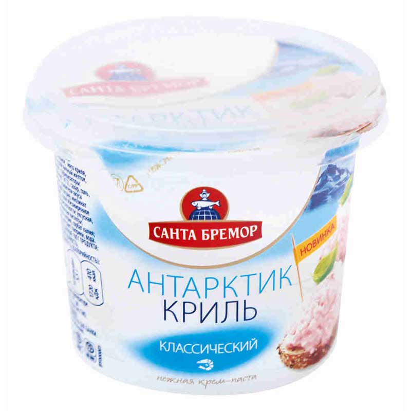 САНТА БРЕМОР АНТАРКТИК КРИЛ КЛАСИК 150Г 7203