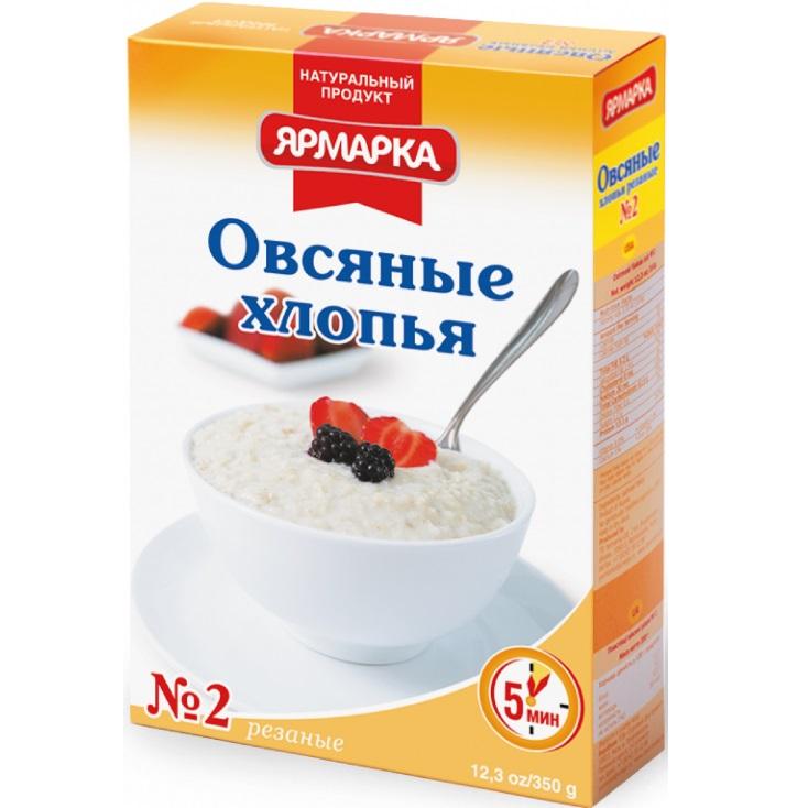 ЯРМАРКА ОВЕСЕНИ ЯДКИ №2 350Г
