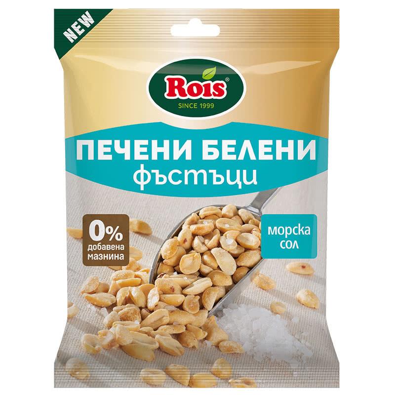 РОЙС ФЪСТЪК ПЕЧЕН МОРСКА СОЛ XXL 500Г