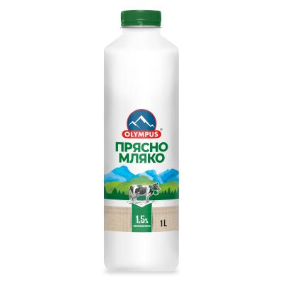 Олимпус Прясно Мляко 1.5% 1л
