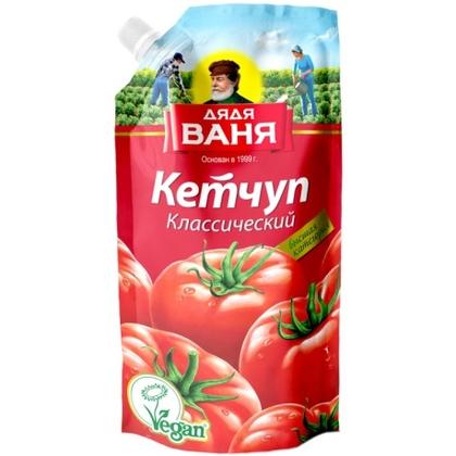 ДЯДЯ ВАНЯ КЕТЧУП КЛАСИК 330Г