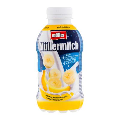 Мюлер Млечна Напитка Банан 400г