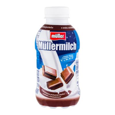 Мюлер Млечна Напитка Шоколад 400г