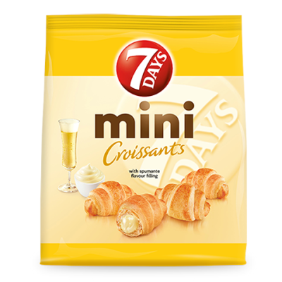 7Дейс Кроасан Мини Шампанско 60г