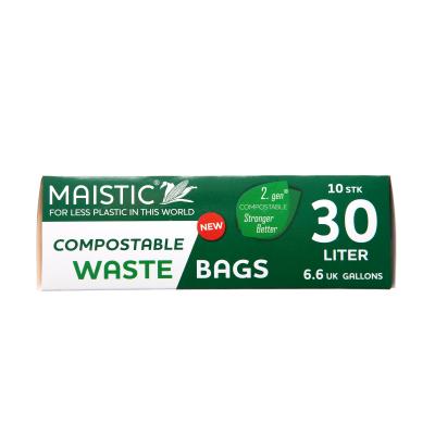 Мистик торби за смет биоразградими 30л 10бр