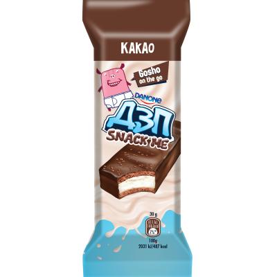 Данон ДЗП снак какао 30г