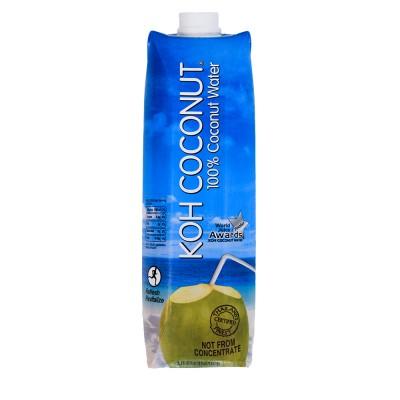 Кох вода кокосова 1л