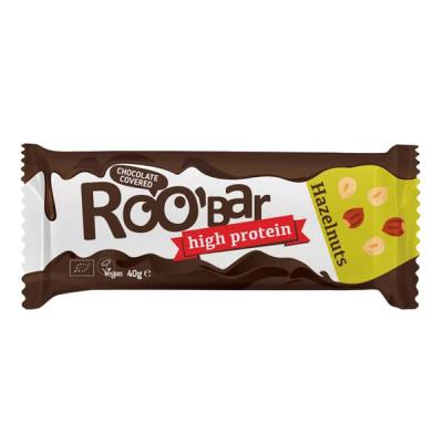 #Робар Протеинов Бар Био Лешник с Шоколад 40г