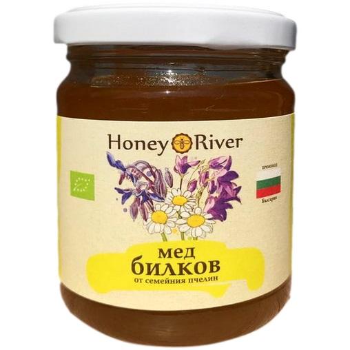 ХЪНИ РИВЪР МЕД 900Г БИЛКОВ