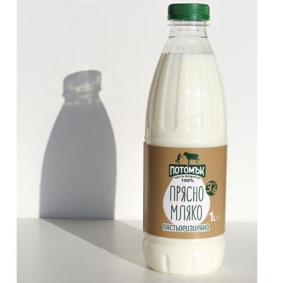 Потомък Прясно Краве Мляко 1л