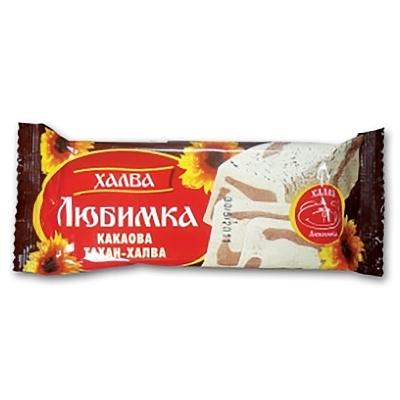 ЛЮБИМКА ХАЛВА 250Г КАКАО