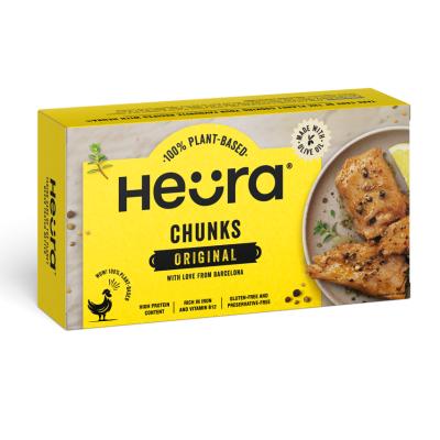 Хеура веган хапки пилешки средиземноморски 180г